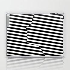 Side face Laptop & iPad Skin