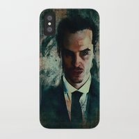 moriarty iPhone & iPod Cases featuring Moriarty by Sirenphotos