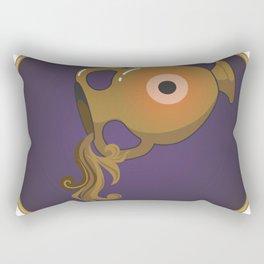 acuari.ojo Rectangular Pillow