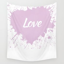 Love Wall Tapestry