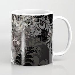 Luxury dark design in victorian style Coffee Mug
