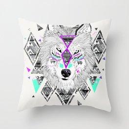 HONIAHAKA by Kyle Naylor and Kris Tate Throw Pillow