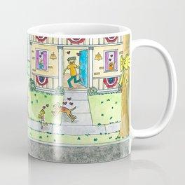 Welcome Home Soldier II Coffee Mug