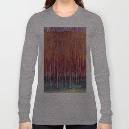 """Autumn Forrest""copywrite Ray Stephenson 2014 Long Sleeve T-shirt"