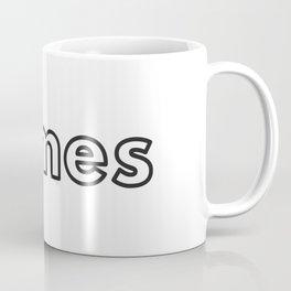 James tp 4600X2000 Coffee Mug