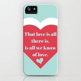 Saint Valentine's Day iPhone Case