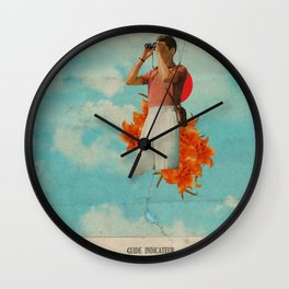 Leftover Wall Clock
