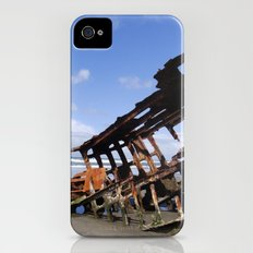 Wreck of the Peter Iredale Slim Case iPhone (4, 4s)