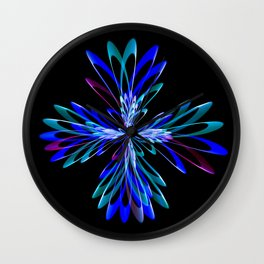Abstract perfection - 104 Wall Clock