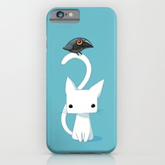 Cat and Raven iPhone 6s Slim Case