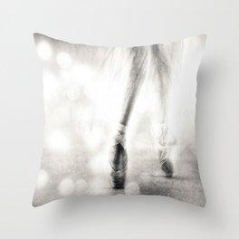 Andante Throw Pillow
