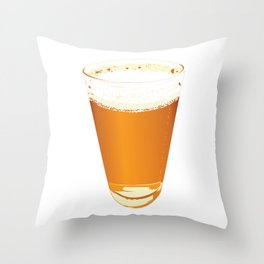 Drunk With Love - Courtney Throw Pillow