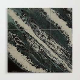 """Currents"" 2018 Wood Wall Art"