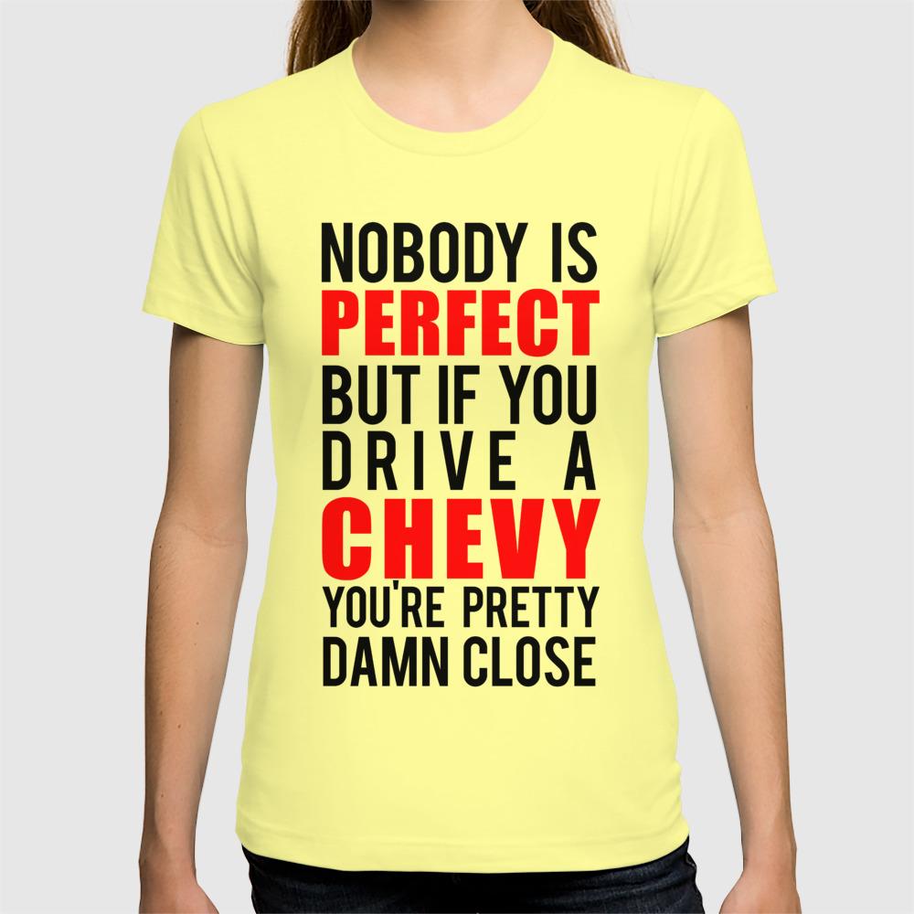 Chevy T Shirts >> Drive A Chevy T Shirt