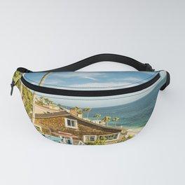 Sunny Summer Day 5533 Laguna Beach Fanny Pack