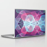 psychedelic Laptop & iPad Skins featuring Psychedelic by Scar Design