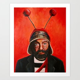 Roberto Gomez Bolanos El Chavo Del Ocho Art Print