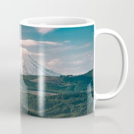 Saints and Sinners - 126/365 Nature Photography Mount St. Helens Coffee Mug
