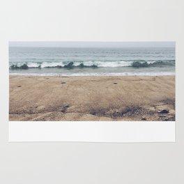 Stormy Sycamore Beach Rug