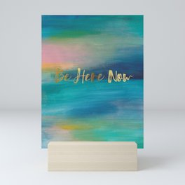 Be Here Now, Ocean Sunrise 4 Mini Art Print