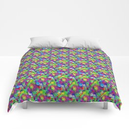 Fruit Loop Comforters