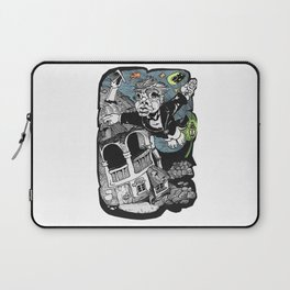 One of those flying dreams Laptop Sleeve
