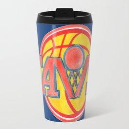 CAVALIERS HAND-DRAWING DESING Travel Mug