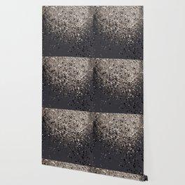 Sepia Glitter #1 #shiny #decor #art #society6 Wallpaper