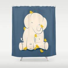Big Mama Shower Curtain