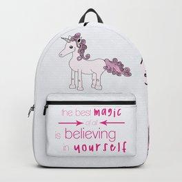 Unicorn Believes Backpack