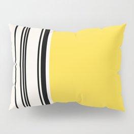 Code Yellow Pillow Sham