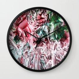 Hanging Garden Wall Clock