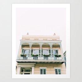 Vieux Carré New Orleans Art Print