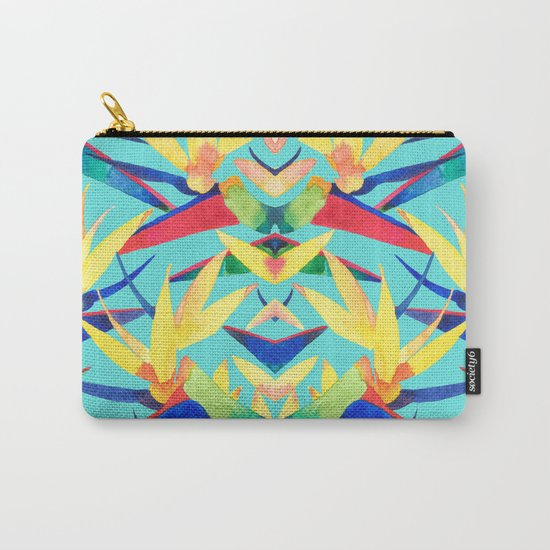 Summer Tropics Carry-All Pouch