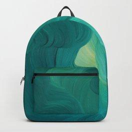 Aquamarine Vista Backpack
