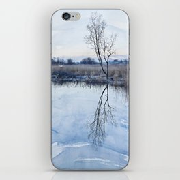 River Ant iPhone Skin