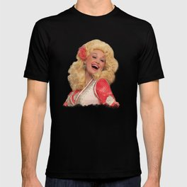 Dolly Parton - Watercolor T-shirt