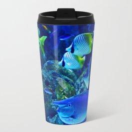Underwater Sea Travel Mug