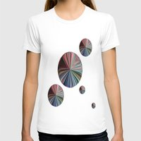 circle T-shirts featuring circle by  Agostino Lo Coco
