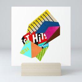 Hits Mini Art Print