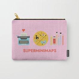 Superminimaps Carry-All Pouch