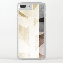 Plant1 Clear iPhone Case
