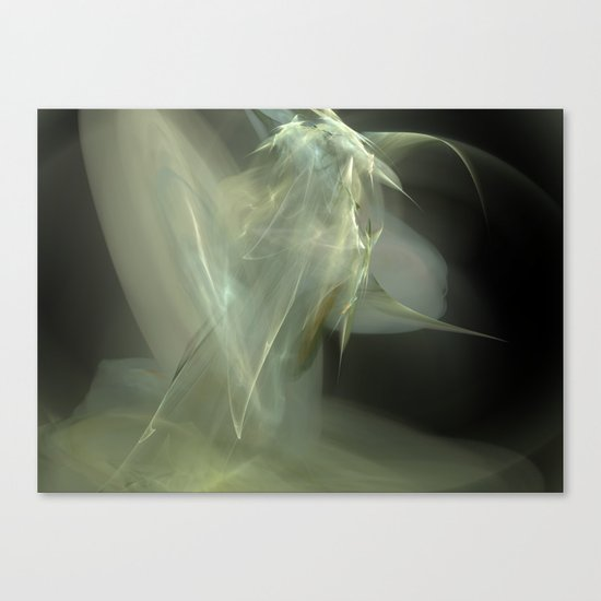 Whisper of Mystery Canvas Print