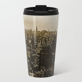 New York Skyline 3 Travel Mug