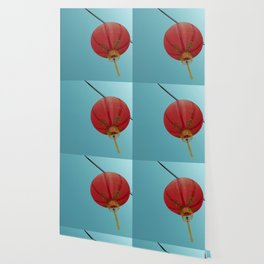 Chinese Lantern in Chinatown LA Wallpaper
