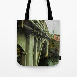 Puentes de Oregon Tote Bag