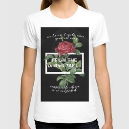 Harry Styles From The Dining Table Art T-shirt