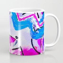 Surfs Up Watercolor Coffee Mug