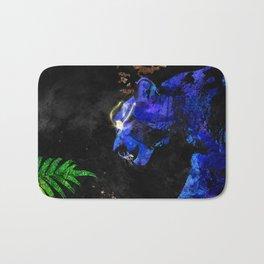 Panthera Onca Bath Mat