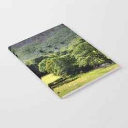 Lucky Sheep Notebook